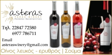 Αστέρας Paros Winery