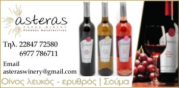Αστέρας Paros Winery