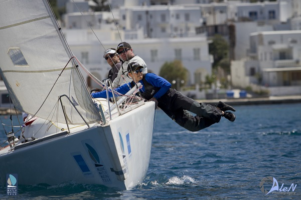 "Πάρος: ""Hellenic Match Racing Tour"""