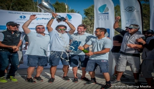 Hellenic Match Racing Tour Παρος 2015 - Ημέρα 3η