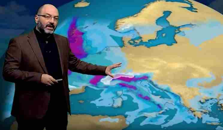 Καιρός: «Δυστυχώς...»! Απαισιόδοξος ο Σάκης Αρναούτογλου για τις καιρικές εξελίξεις